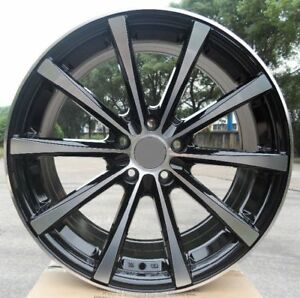 4 New 19 Wheels Rims For Nissan Altima Maxima Murano Pathfinder Quest 31557