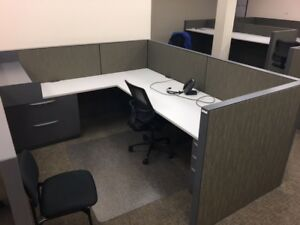 Haworth Compose 7x10 Cubicle local Pick Up Only