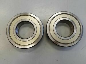 Nsk Radial deep Groove Ball Bearing Set Of 2 P n s 6318z Nsk 6318zzc3