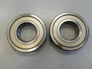 Nsk Radial deep Groove Ball Bearing Round Bore Set Of 2 P n Nsk 6318zzc3