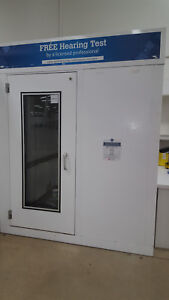 Iac Audiology Booth Hearing Test Vocal Sound Whisper Audiometric Room 7x7