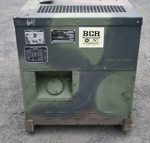 Military Mep 802a 5kw Diesel Generator Onan Engines