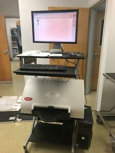 Idexx Cr 1417 Digital Xray Capture Station