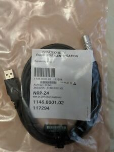 New Rohde Schwarz Nrp z4 Usb Power Sensor Cable