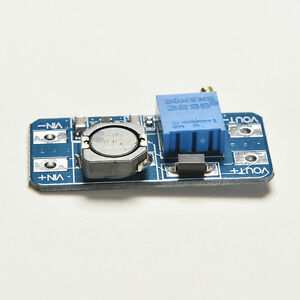 Mt3608 Dc dc Step Up Power Apply Module Booster Power Module 2a For Arduino New