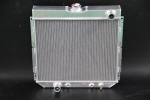 Racing All Aluminum Radiator For 67 70 Ford Mustang L6 V8 20 Core