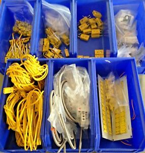 Huge Lot Of New Used Omega Thermocouple Connectors Accessories d15 gs1