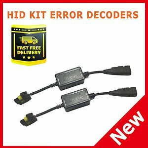Xenon Hid Kit Canbus Error Decoder Resistor Canceller H7 H1 H11 For Bmw Audi Vw