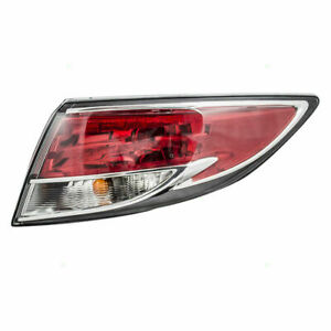 Fits For Mazda 6 2009 2010 2011 2012 2013 Rear Tail Lamp Right Passenger