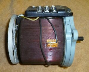 Superior Electric 240 Volt Powerstat Variable Transformer note The 240 Volt In