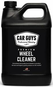 Wheel Tire Rim Cleaner Polishes Protect Conditioner Auto Safe Care Carguys Usa