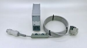 Agilent Hp Philips Monitor M1460a Co2 Transducer Cable W M1016a Module