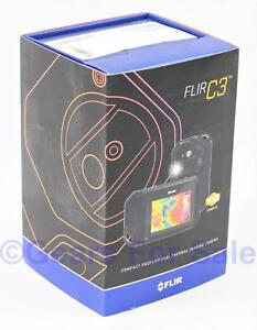 Flir C3 Pocket Thermal Imaging System With Wi fi New In Box Calibrated Jan 2018