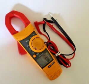 Fluke 902 Hvac Amp Clamp Meter Digital Multimeter
