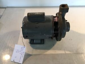 Century Electric Motor 8 113147 21 1 2 Hp 1 Phase 3450 Rpm