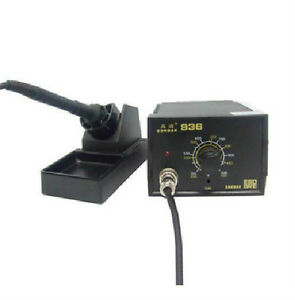 New Gordak936 Hotair Anti static Smd Soldering Iron Station