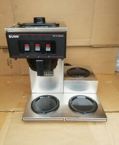 Bunn Vp17 3 Pourover Commercial Coffee Brewer