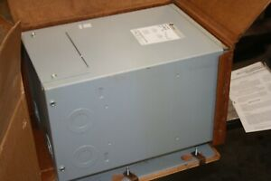 New Ge 15 Kva 1 P Transformer 480 240 240 120 1 Phase Cat 9t21b9130