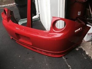 Chevy Cobalt Ss Rear Bumper With Lip Red