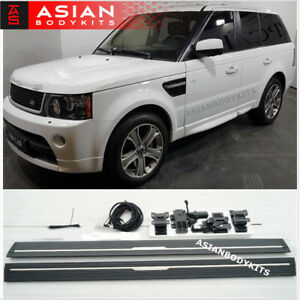 Side Step Electric For Range Rover Sport 05 12 Deployable Running Boards