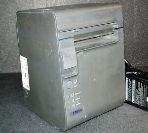 Epson Tm l90 M165b Thermal Point Of Sale Label Receipt Printer