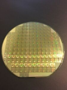 6 Silicon Wafer Thunderlan By Texas Instruments