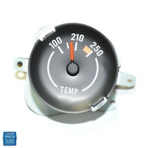 1970 1978 Camaro Temperature Gauge For Dash Factory Gauges