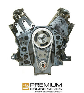 Oldsmobile 3 1 Engine 191 Silhouette New Reman Oem Replacement 92 94