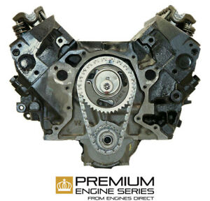 Ford 302 Engine 5 0 Bronco E F 100 150 250 350 Mustang T Bird New Reman 1980 86