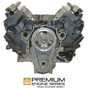 Ford 302 Engine 5 0 Crown Vic Ltd Thunderbird New Reman Oem Replacement 1986 91