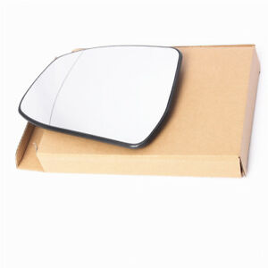 Left Door Wing Mirror Glass Heated For Euro Ford Mondeo Iv 07 14 Focus Iii 3