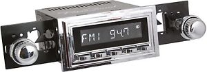 1963 1967 Skylark Buick Wildcat Radio Retrosound Rc 900c 125 04 74 Aux Port