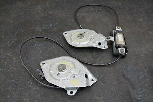 Convertible Top Roof Lift Transmission Motor 98756117903 Porsche Boxster 2006 12