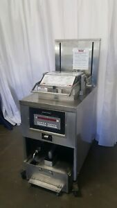 Henny Penny High Volume Pressure Deep Fryer Model Pfe591 Electric