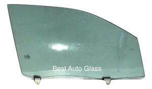 99 03 Lexus Rx 300 4 Door Utility Passenger Side Right Front Door Window Glass