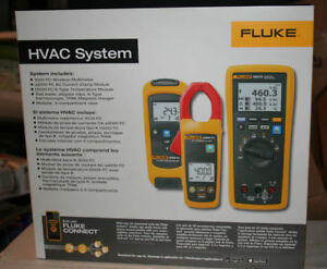 Fluke 3000 Fc Hvac Wireless Hvac System W Case
