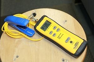 Fieldpiece Ssx34 Superheat And Subcooling A c Refrigeration Meter