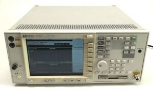 Agilent E4406a Vector spectrum Signal Analyzer Opt Uk6