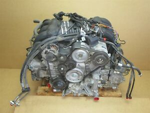 00 Boxster S Rwd Porsche 986 Complete Engine 3 2 Motor M96 21 M96 21 51 569