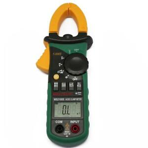 Mastech Ms2108s 6600 Counts Inrush Mini True rms Ac dc Clamp Meter