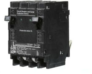 Murray 20 Amp 6 5 In Whole House Surge Protected Circuit Breaker