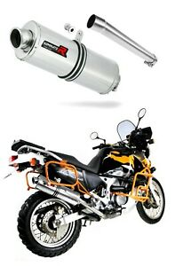 Chappement Exhaust Dominator Oval Xrv 750 Africa Twin 96 03 Rd07a Db Killer