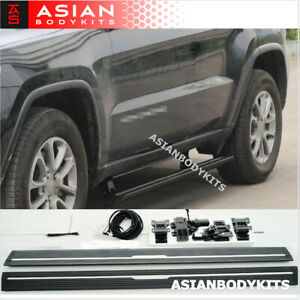 For Jeep Grand Cherokee 11 13 Side Step Electric Deployable Running Boards Power
