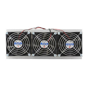 12v 180w Semiconductor Refrigeration Cooler Fan Thermoelectric Peltier Cooler Sr