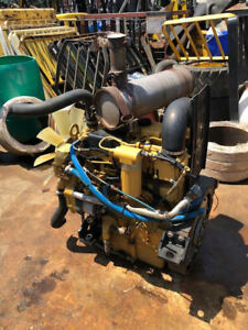 Perkins Diesel Caterpillar Engine 1104d