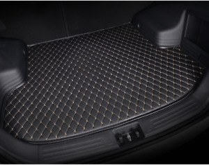 For Toyota Highlander 2008 2013 Car Rear Cargo Boot Trunk Mat Tray Pad Protector