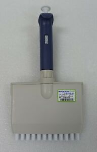 Rainin Pipet lite L300 Lts 12 Multi channel 20 300 l Pipette Pipettor L 300