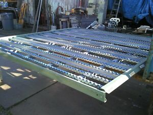 Gravity Flow Racks 100 By 100 By 4 5 Thick 50 Units 75 00 Dollars Each