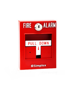 Simplex Fire Alarm 4099 9004 Single Action Addressable Pull Station 06501205 New