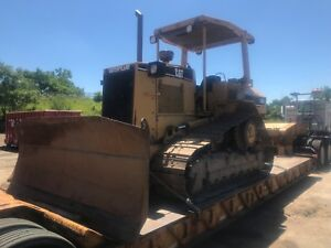 1998 Caterpillar D5m Xl Crawler Dozer Cat Orops Low Hours